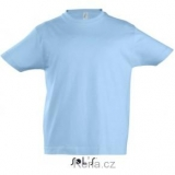 Kids triko Imperial sky blue