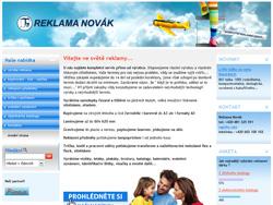 Reference - www.reklamanovak.cz
