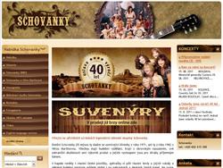 Reference - www.schovanky.cz